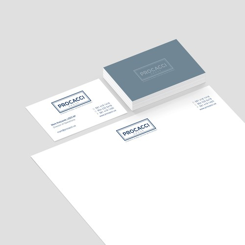 Diseño finalista de idesign visuals
