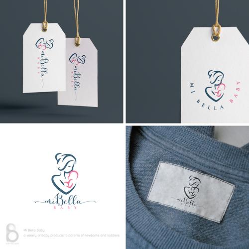 Runner-up design by Brands by Sam