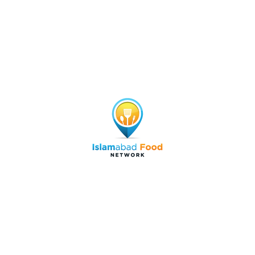 Islamabad Food Network Logo Contest Logo Design Wettbewerb