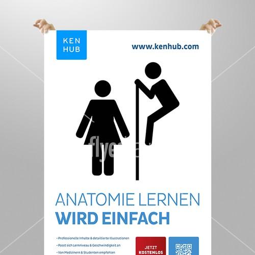 Runner-up design by flyerbauer
