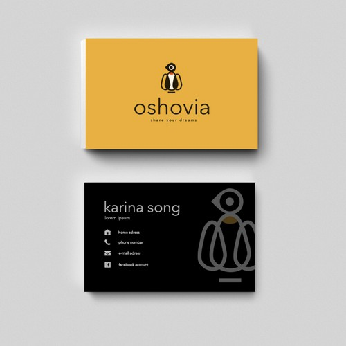 Runner-up design by kosmata