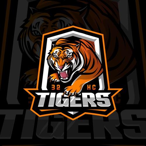 Get Logo Tiger