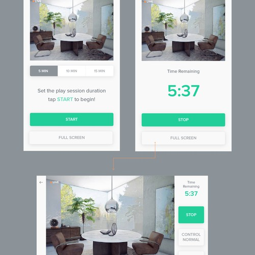 Runner-up design by dprojects