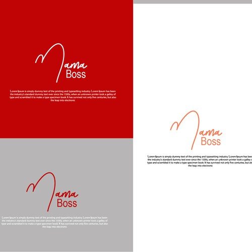 Runner-up design by DesignerFuggi