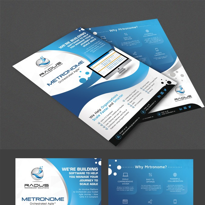 Winning design by bluebud