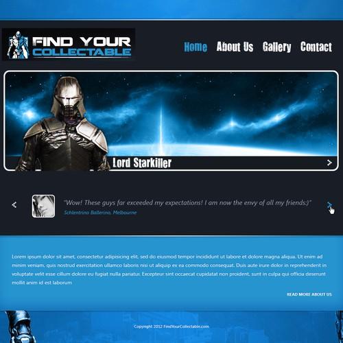 Diseño finalista de Fernando's Design