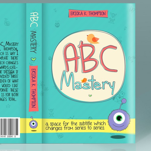 Book Cover Design Contest : Children s book cover template contest