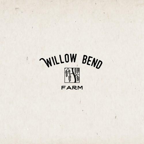 Design di Create a rustic modern logo for our family farm. di a_merouane