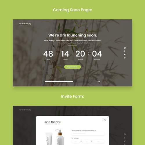Diseño finalista de Nil5 Design