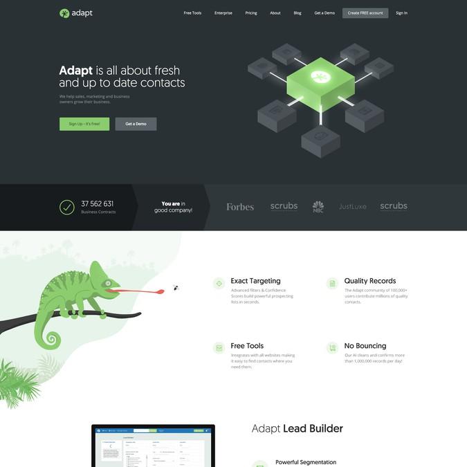 Gewinner-Design von ui_design