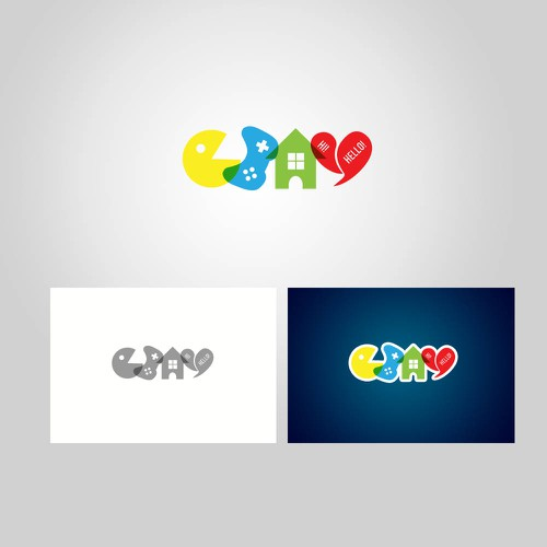 99designs community challenge: re-design eBay's lame new logo! Diseño de spastic youth 89