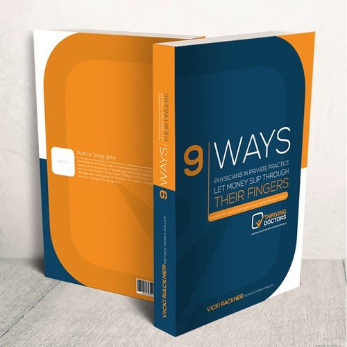 Book Cover Design Fees ~ Help physicians avoid financial mistakes that can cost