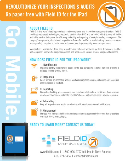 New print or packaging design wanted for Field ID | Print or