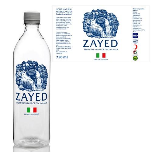 Diseño finalista de zhutoli