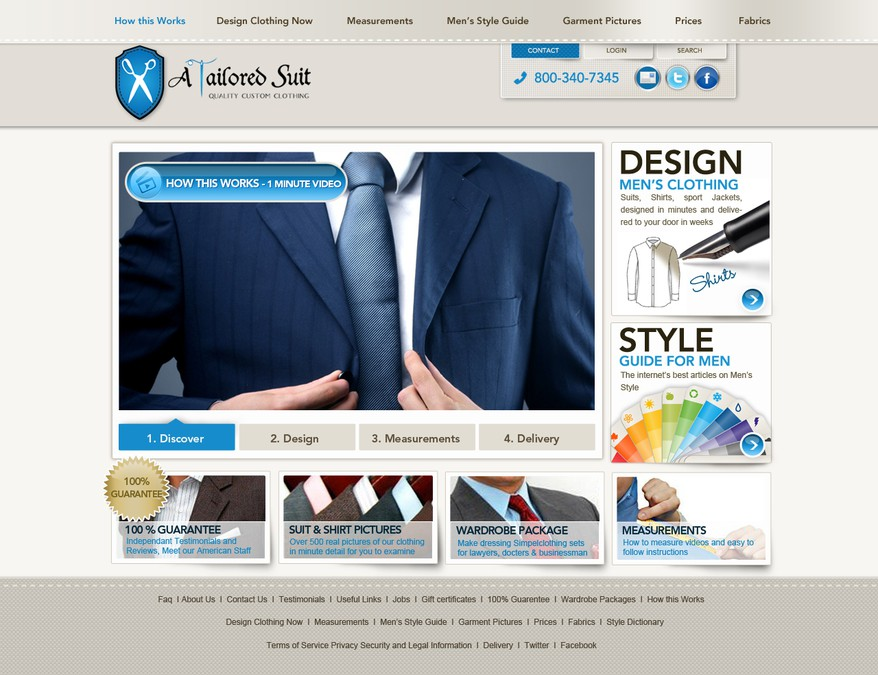 Winning design by Twebdesign