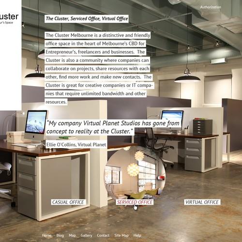 Diseño finalista de Crezter
