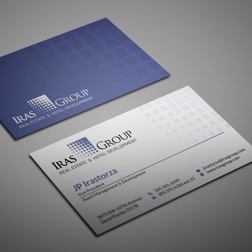 Create a professional and captivating business card for a commercial entries from this contest reheart Image collections