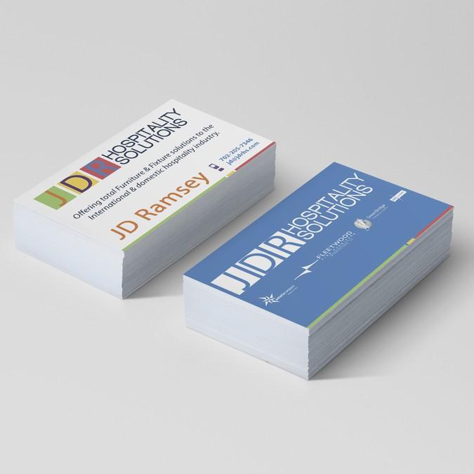 Design vencedor por 1ronin