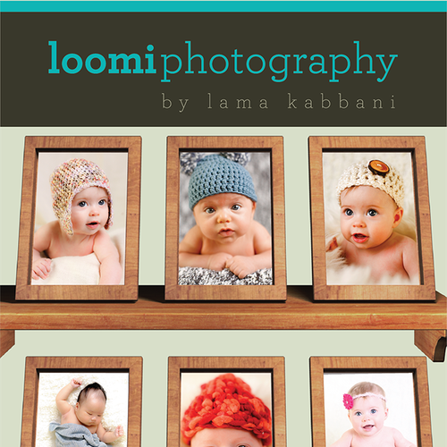 Loomi Photography needs a new postcard or flyer Design by beso