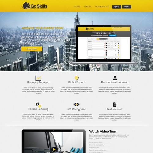 Runner-up design by Raptor Design