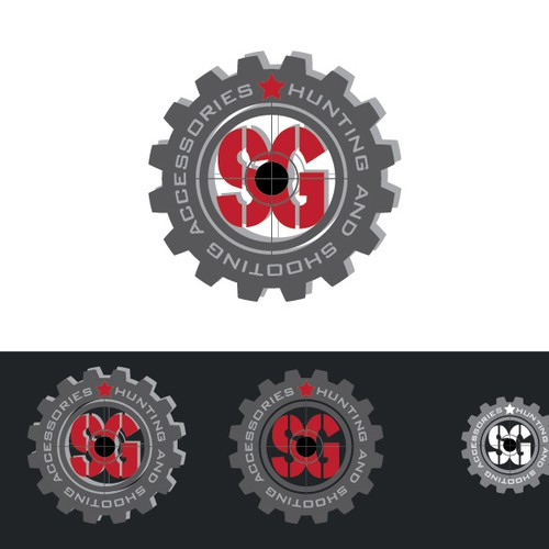 Diseño finalista de GiXdsgn
