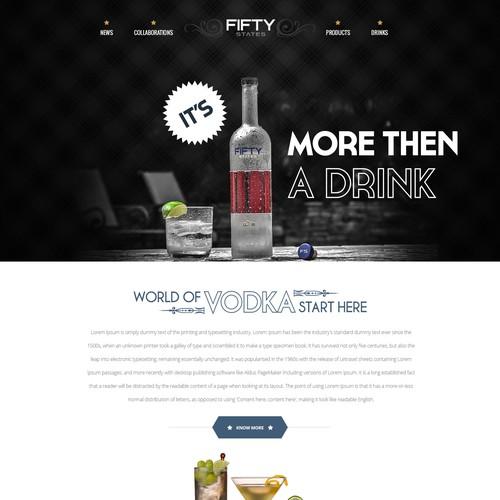 Diseño finalista de GraphicHunter