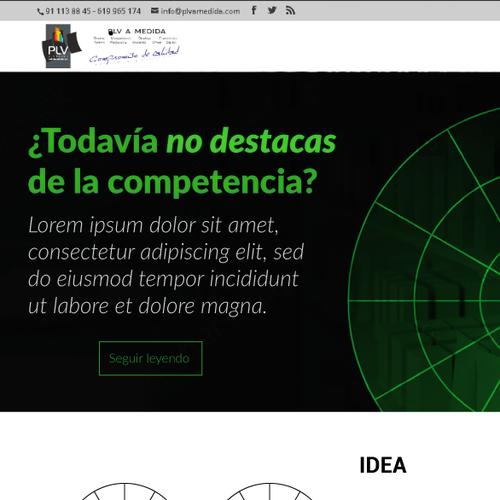 Diseño finalista de Tadeo