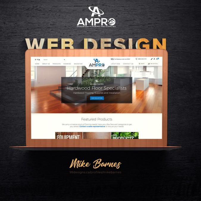 Winning design by Mike Barnes