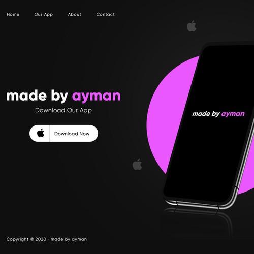 Design finalista por ivan87