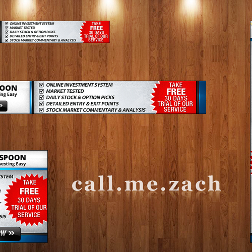 Design finalisti di call.me.zach