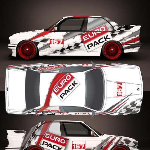 Runner-up design by J.Chaushev