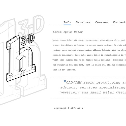 Diseño finalista de twiggy99