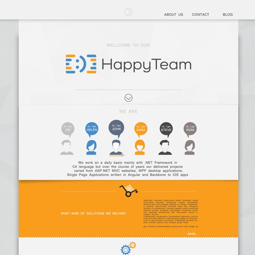 Runner-up design by Just Graphic Designer