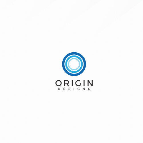 Design a residential design services company logo origin for Residential design services