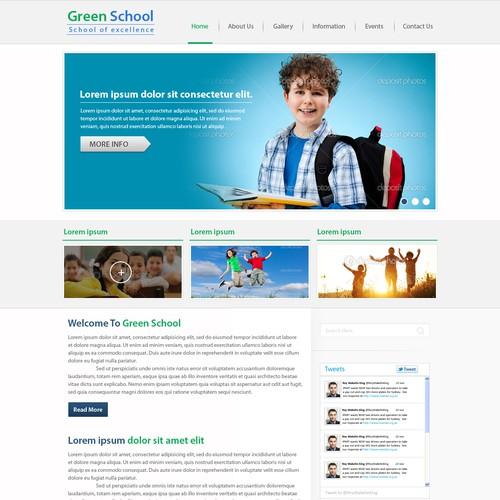 Runner-up design by Effexa Designs
