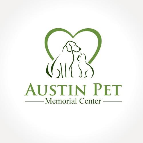Logo For Austin Pet Memorial Center Logo Design Contest