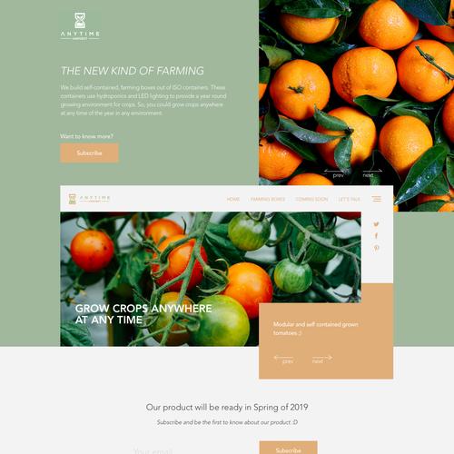 Zweitplatziertes Design von anunezweb