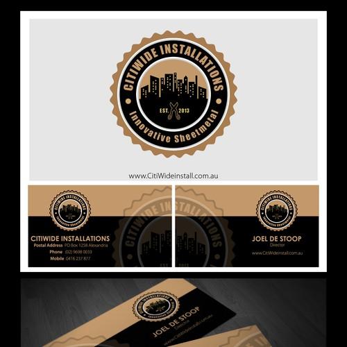 Runner-up design by heARTwork