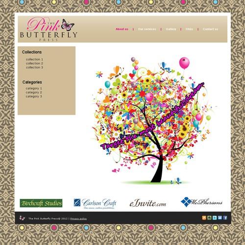 Diseño finalista de InfoGeo