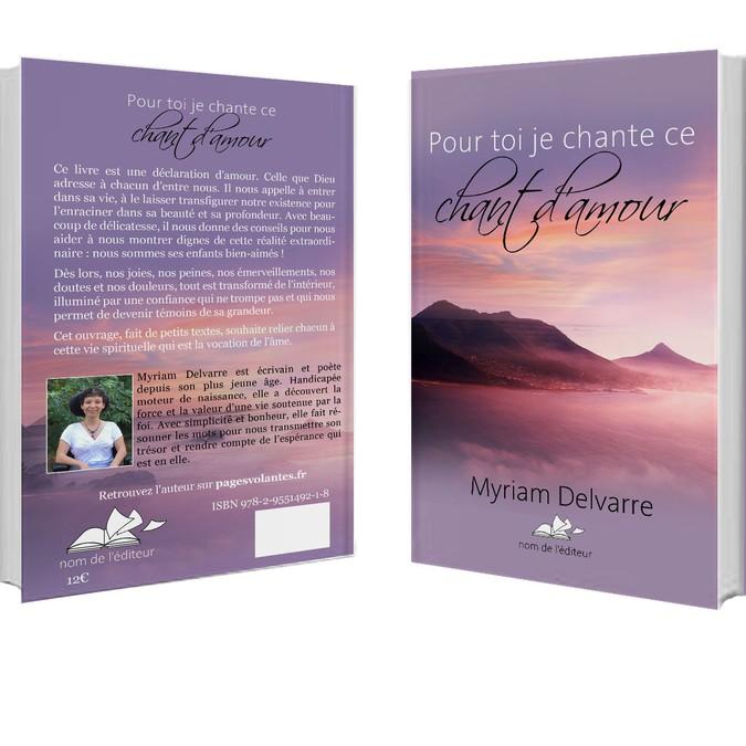 Créer Une Couverture De Livre Spirituel Et Poétique