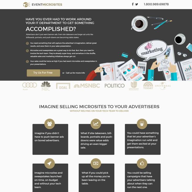 Diseño ganador de webs.solutions