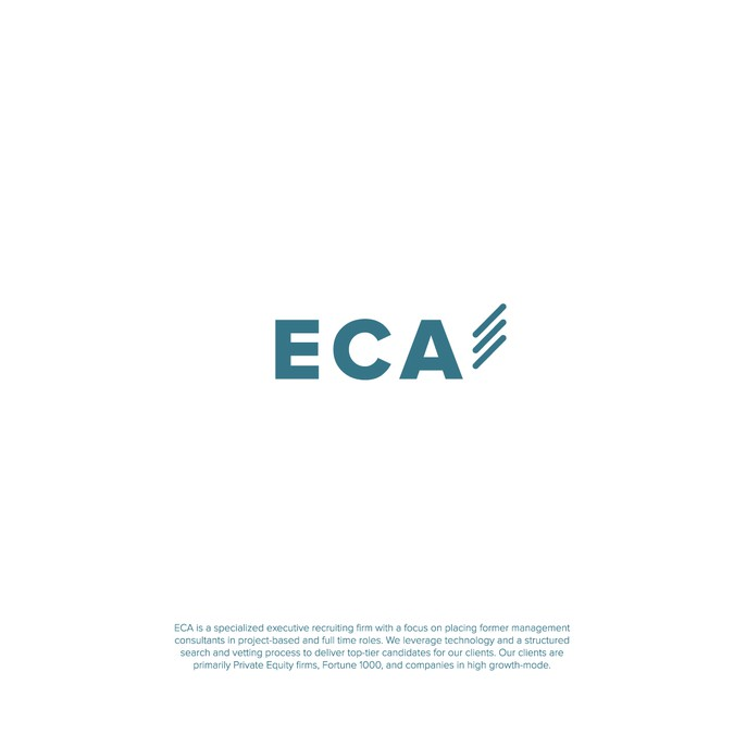 Professional logo needed for executive recruiting firm | Logo design