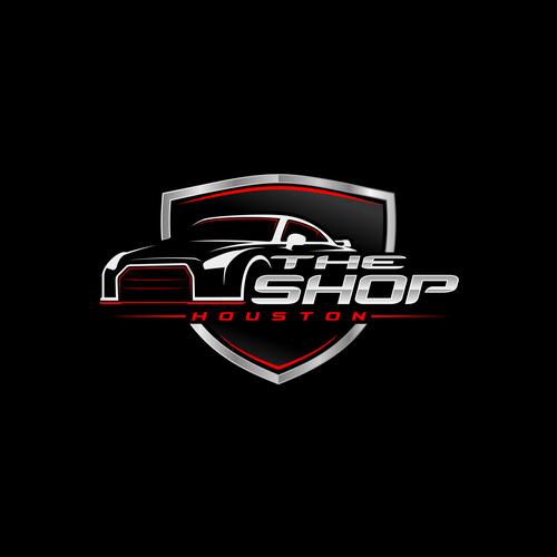 Make Our Automotive Performance Shop Logo More Bada Logo Design