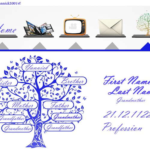 Runner-up design by LBMR
