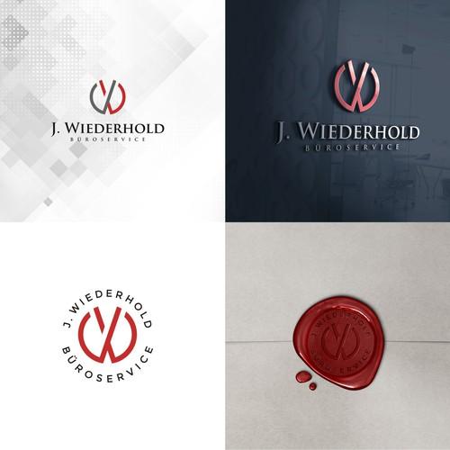 erstelle ein aussagekr ftiges neues logo f r den bereich b roservice logo design wettbewerb. Black Bedroom Furniture Sets. Home Design Ideas