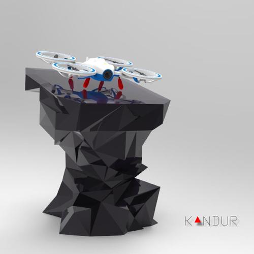 Diseño finalista de KANDUR