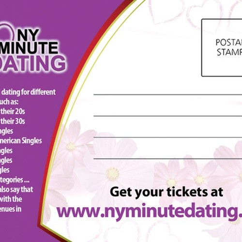 Ny minute dating