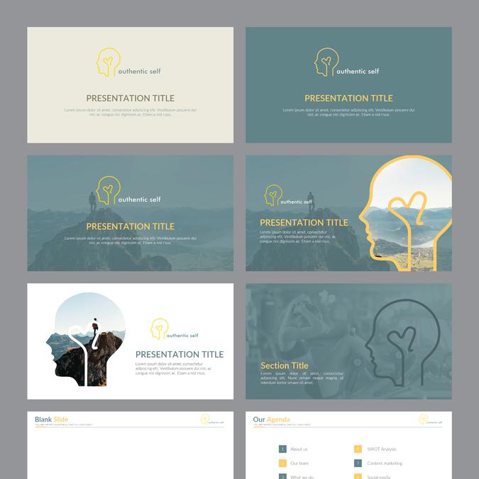 Winning design by slide.art