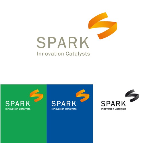 logo and business card for innovative consultancy formula