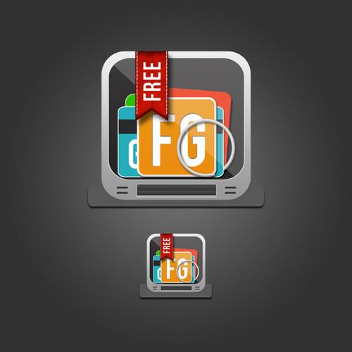 Diseño finalista de AppGear Design